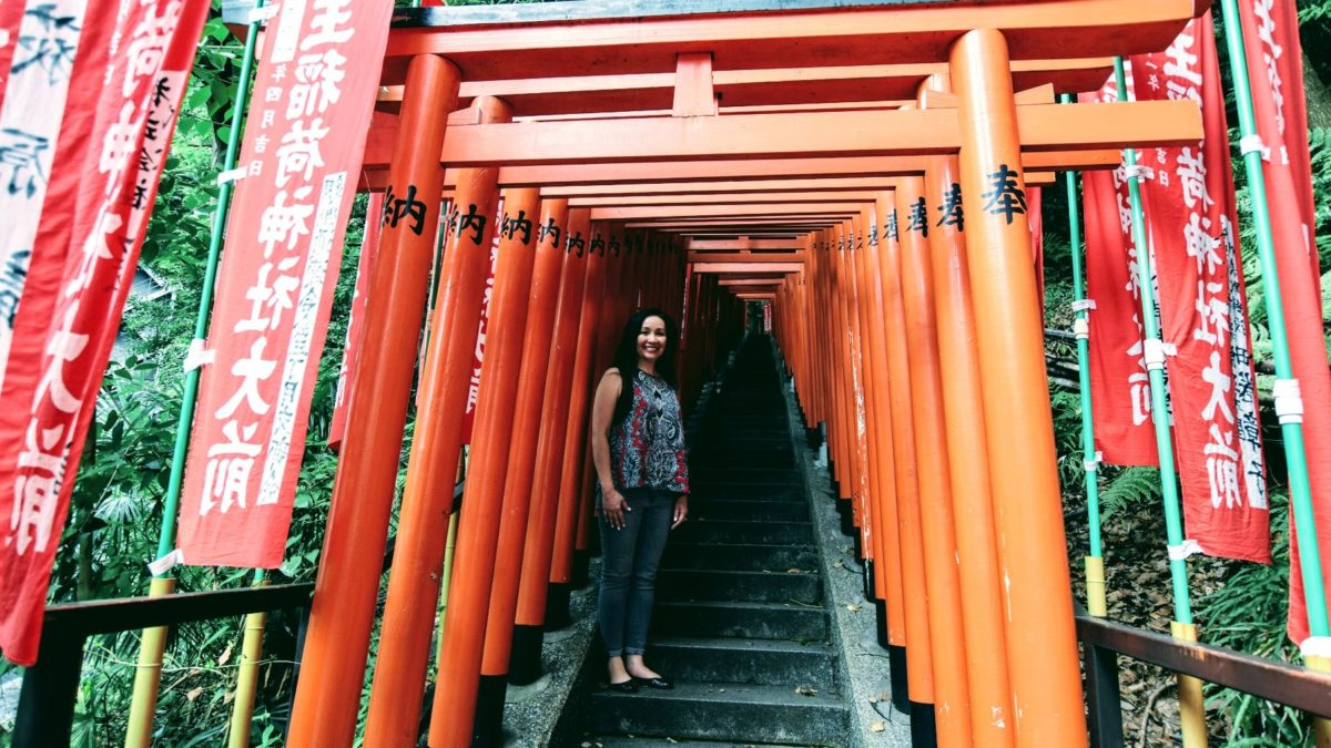 Shrinegate in Tokyo
