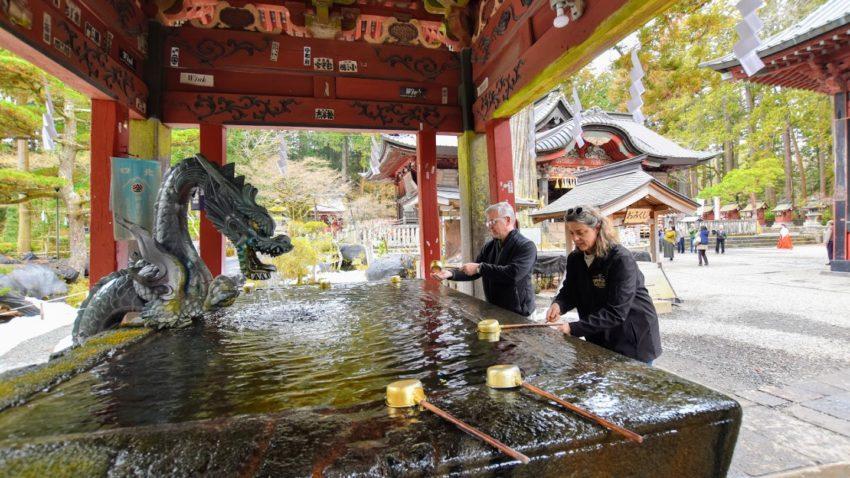 Motomiya hongu shrine